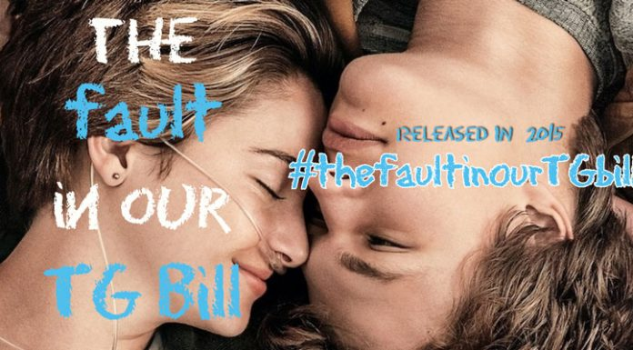 faults in our transgender bill 2015 #thefaultinourTGbill
