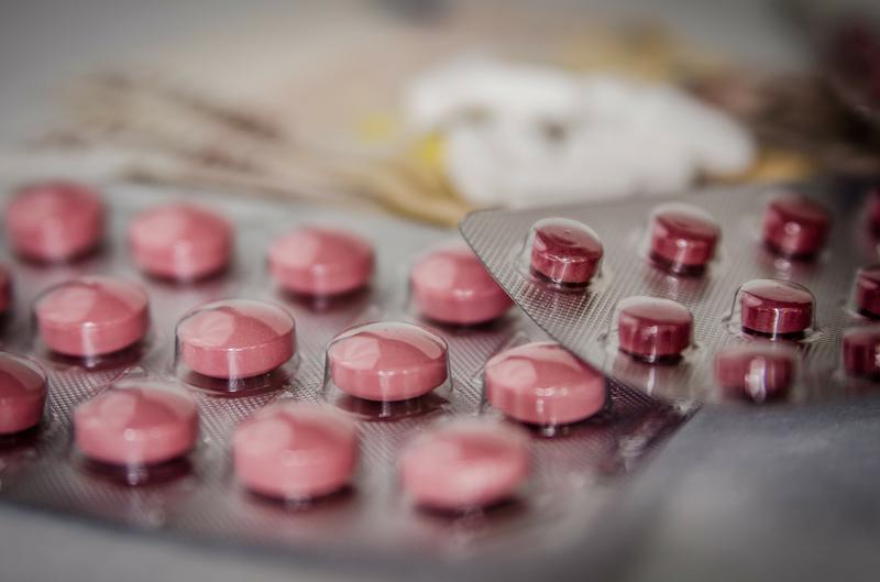 hormone pills